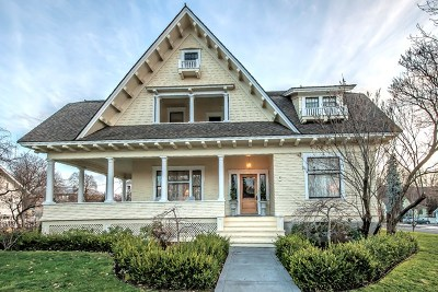 Waitsburg Single Family Home For Sale: 121 5th Street
