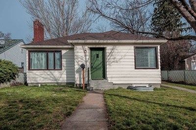 Walla Walla Single Family Home For Sale: 1041 University Street