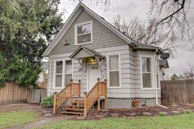 Walla Walla Single Family Home For Sale: 186 Chestnut Street