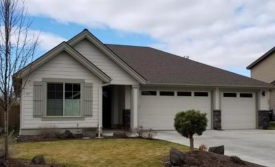 Walla Walla Single Family Home For Sale: 340 Reserve Way