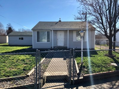 Walla Walla Single Family Home For Sale: 37 Lenore Street