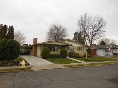 Walla Walla Single Family Home For Sale: 2048 Crawford Drive