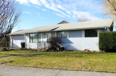 Walla Walla Single Family Home For Sale: 2022 Sunset Drive