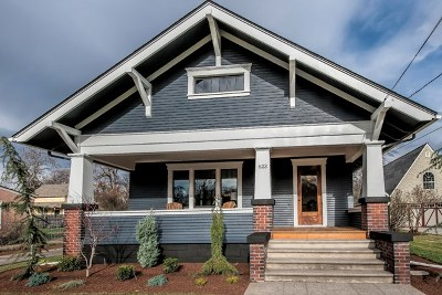 Walla Walla Single Family Home For Sale: 623 Catherine Street