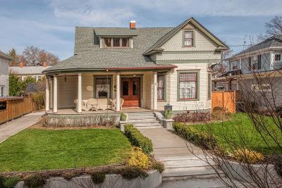 Walla Walla Single Family Home For Sale: 605 Boyer Avenue