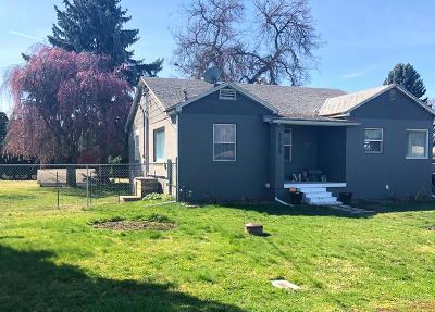 Walla Walla Single Family Home For Sale: 1328 Grant Street