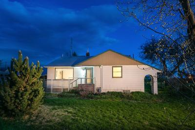 Walla Walla Single Family Home For Sale: 253 Prospect Avenue
