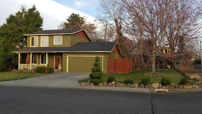 Walla Walla Single Family Home For Sale: 194 Garden Drive