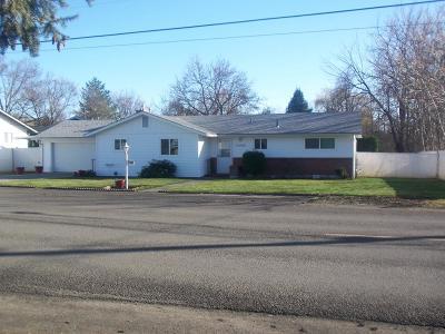 Walla Walla Single Family Home For Sale: 1130 Bryant Avenue