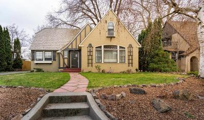 Walla Walla Single Family Home For Sale: 1136 Alder Street