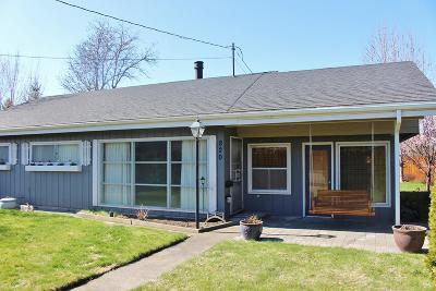 Walla Walla Single Family Home For Sale: 820 2nd Street
