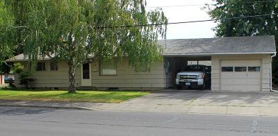 Walla Walla Single Family Home For Sale: 205 Tietan Street