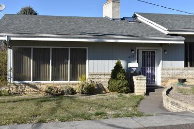 College Place Single Family Home For Sale: 407 5th Street