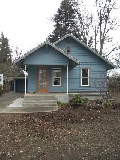 Walla Walla Single Family Home For Sale: 626 Maple Street