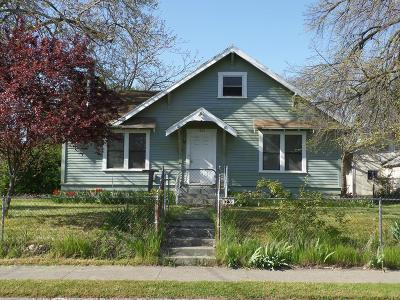 Walla Walla Single Family Home For Sale: 1239 Boyer Avenue