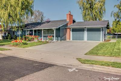 Walla Walla Single Family Home For Sale: 934 Blue Mountain Drive