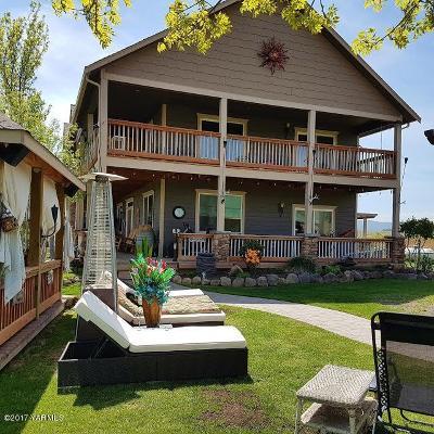 Yakima Single Family Home For Sale: 12900 Douglas Rd