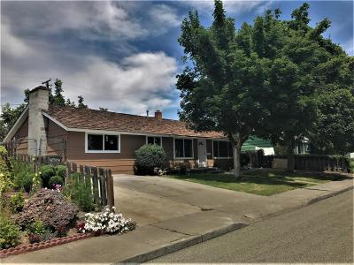 Sunnyside WA Single Family Home For Sale: $159,900