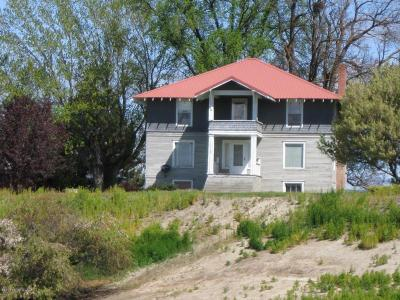 Harrah Single Family Home For Sale: 16573 Branch Rd