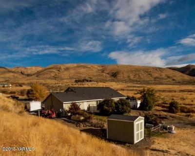 Naches Single Family Home For Sale: 890 Elk Ridge Ln