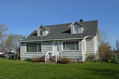 Wapato Single Family Home Ctg Financing: 6941 McDonald Rd