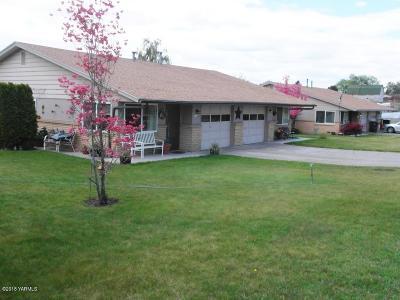Yakima Multi Family Home Ctg Financing: 6110-6116* W Walnut Ave