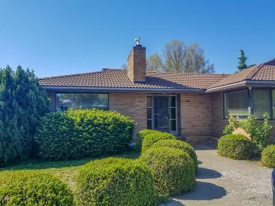 Yakima Single Family Home For Sale: 3002 Tieton Dr