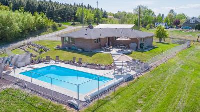 Selah Single Family Home For Sale: 261 Westridge Rd