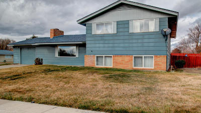Yakima Single Family Home For Sale: 4107 McLean Dr