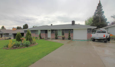 Yakima Single Family Home Ctg Financing: 606 S 58th Ave