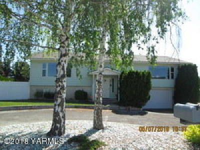 Yakima Single Family Home For Sale: 1 N 46th Ave