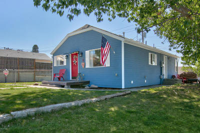 Yakima Single Family Home Ctg Financing: 201 N 50th Ave