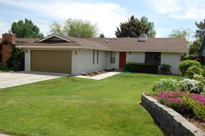 Yakima Single Family Home Ctg Financing: 7606 W Barge St