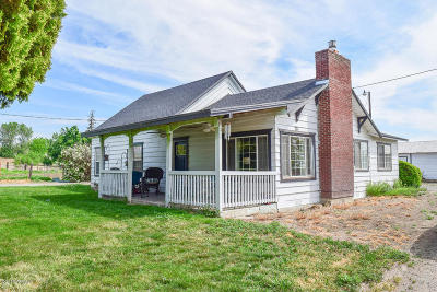 Zillah Single Family Home Ctg Financing: 721 Durham Rd
