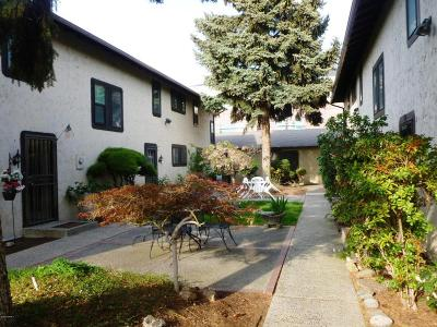 Yakima Condo/Townhouse For Sale: 207 S 8th Ave #4