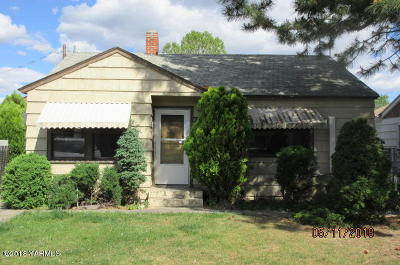 Yakima Single Family Home For Sale: 709 S 10th Ave