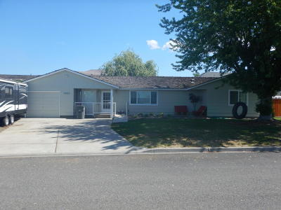 Yakima Single Family Home Ctg Financing: 5205 Pear Butte Dr