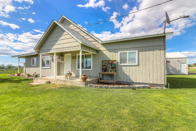 Zillah Single Family Home Ctg Financing: 980 Roza Dr