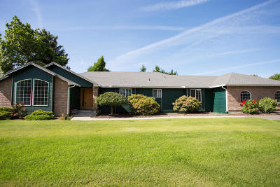 Yakima Single Family Home For Sale: 8102 Plath Ave