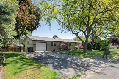 Yakima Single Family Home For Sale: 9 N 59th Ave