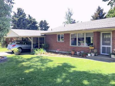 Yakima Single Family Home For Sale: 612 S 35th Ave