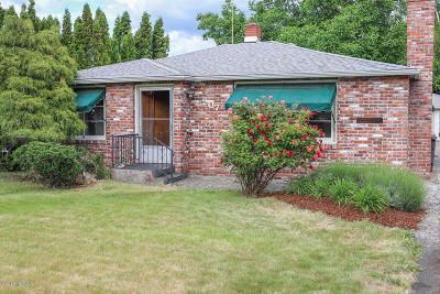 Yakima Single Family Home For Sale: 207 N 32nd Ave