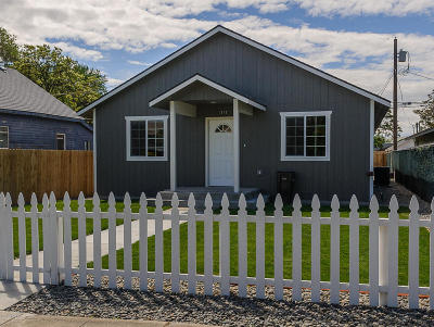 Yakima Single Family Home For Sale: 1212 McKinley Ave