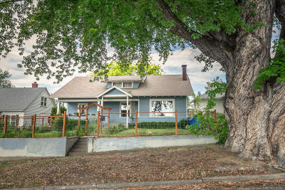 Yakima Single Family Home For Sale: 210 S 14th Ave