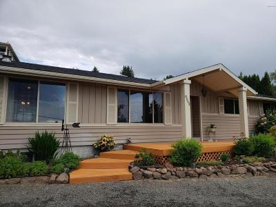 Yakima WA Single Family Home For Sale: $282,900