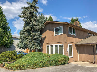 Yakima Condo/Townhouse For Sale: 3805 W Prasch Ave