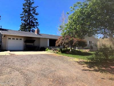 Yakima Single Family Home For Sale: 1550 Pioneer Way