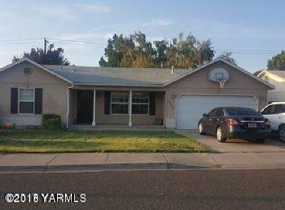 Yakima Single Family Home For Sale: 3209 W King St