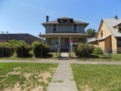 Yakima Single Family Home Ctg Financing: 312 S 3rd St