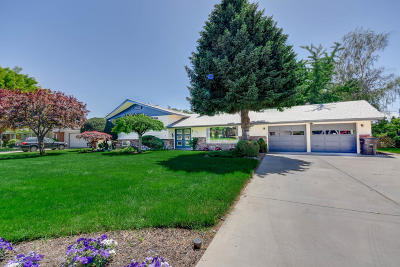 Single Family Home For Sale: 4302 Snowmountain Rd